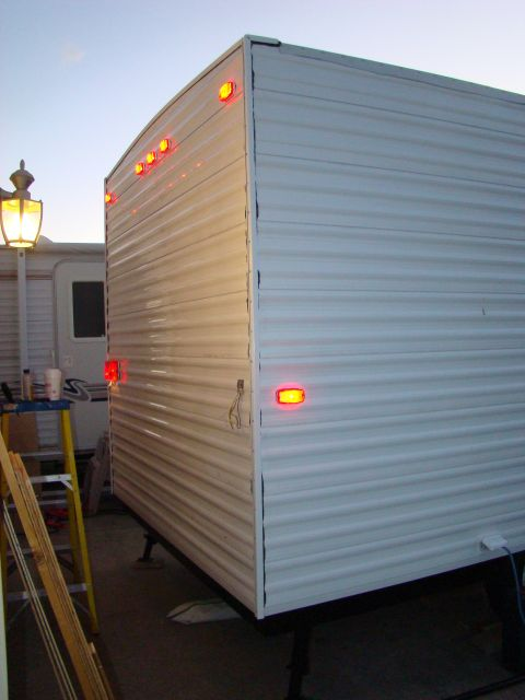 Homemade Travel Trailer Project - Page 10 - Sunline Coach