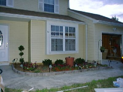 Front of House Landscaping